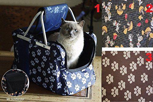 Haustier Transporttasche Hundetasche Tragetasche Tasche Hund Katze (Foto:amazon)