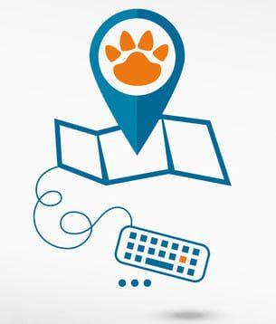 Nie wieder die entlaufende Katze ewig suchen – Orten Sie Ihren Liebling einfach und schnell. Per Smartphone oder Sender/Empfänger heutzutage kein Problem mehr.