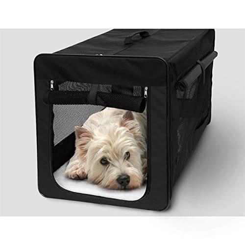 Hunde und Katzenbox zusammenfaltbar in diversen Größen